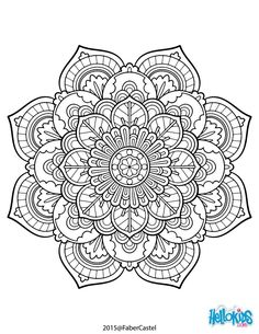 You can also color online your Mandala Vintage worksheet Do you like Adult Coloring Pages? You can print out this Mandala . Adult Coloring Book Pages, Printable Adult Coloring Pages, Mandala Coloring Pages, Free Coloring Pages, Coloring Books, Mandala Art, Flower Mandala, Mandala Tattoo, Abstract Flowers