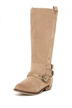 DV by Dolce Vita Bend Triple Buckle Boot