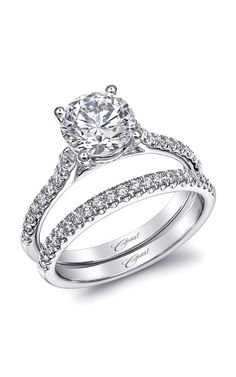 40+ Wedding Bands To Match Solitaire Engagement Ring http://www.ysedusky.com/2017/03/18/40-wedding-bands-to-match-solitaire-engagement-ring/