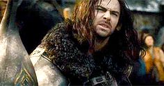 GIF Aww, I'm gonna cry. . . I'm gonna cry. . .yeah. . . I am. . ..POOR KILI! :,( FILI!! he's so sweet! They are like my favorite bros in the universe <3 <3 <3 I AM DEAD NOW <---- THIS