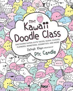 Mini Kawaii Doodle Class by Zainab Khan