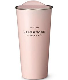 2016 Stainless Steel To Go Pink Tumbler 473 ml/16 fl oz_Germany import directly #Starbucks