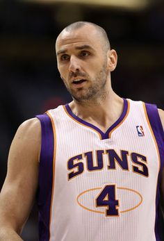 Phoenix Suns #4 Marcin Gortat -- Center