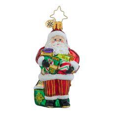 Christopher Radko Ornament - Arm Full of Joy Little Gem