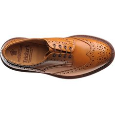 Trickers Brogue; If they are good enough for Prince Charles they are good enough for you. Quite simply a shoe for life