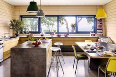 Muriel Brandolini's family retreat in the Hamptons