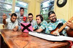 """Cresta Metálica Producciones » Caseroloops presenta su nuevo disco """"Música para Cruceros"""""""
