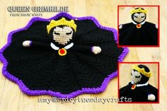 Villains Lovey FREE Crochet Pattern