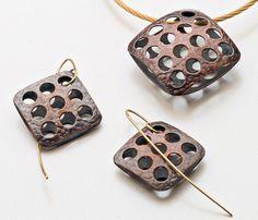 make-copper-earrings