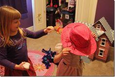 Princess party time