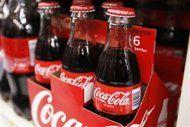 Coke, Pepsi make changes to avoid cancer warning....hmmm...