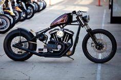 Bobber Inspiration | Bobbers & Custom Motorcycles | Harley-Davidson bobber