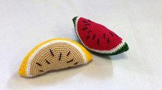 Crochet knit corn-2 Pcs-crochet play food-Crochet 12 долларов