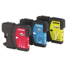 Brother LC-61 Color, Value Pack Ink Cartridge - Databazaar.com