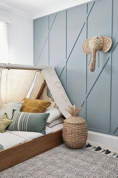 Girls Bedroom, Bedroom Decor, Kid Bedrooms, Boy Rooms, Little Boy Bedroom Ideas, Little Boys Rooms, Cool Kids Bedrooms, Childs Bedroom, Blue Kids Rooms