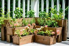 10 kreatív ötlet: így lesz élhető kerted az aprócska helyen – morzsaFARM
