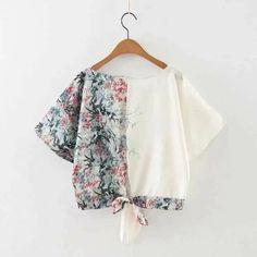 Ideas For Clothes 2018 Diy Batik Fashion, Hijab Fashion, Diy Fashion, Ideias Fashion, Fashion Dresses, Womens Fashion, Clothes 2018, Diy Clothes, Clothes For Women