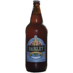 Cerveja Barley Weiss, estilo German Weizen, produzida por Cervejaria Barley, Brasil. 5% ABV de álcool.