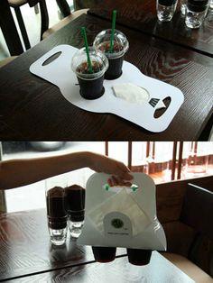 coffee carry bag. Brilliant!!!