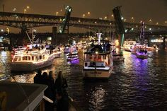It's about that time of year--Seattle Christmas Boat Parade! Description from pinterest.com. I searched for this on bing.com/images