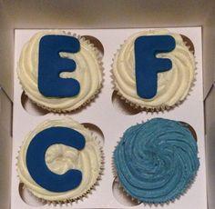 Everton Cupcakes
