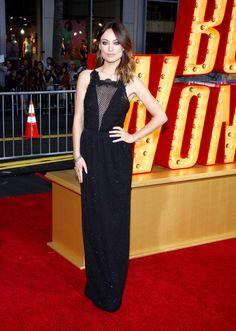 """Olivia Wilde at """"The Incredible Burt Wonderstone"""" Los Angeles Premiere"""