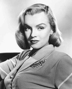 Marilyn foe inspired movie star glamour girl hair ties Monroe foe pin up foe-5//8