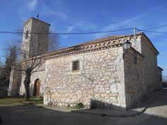 Casas de San Galindo. La Alcarria