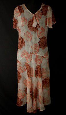 1920's dress Vintage Vixen