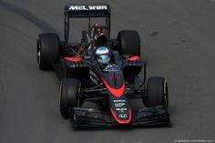 GP CANADA, 05.06.2015 - Free Practice 1, Fernando Alonso (ESP) McLaren Honda MP4-30