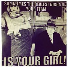 Definitely Real Quotes forsure my girl shes definitely real bonnie clyde Definitely Real Quotes. Here is Definitely Real Quotes for you. Definitely Real Quotes flavor flav quote definitely i think im a life coach for. Bonnie And Clyde Quotes, Bonnie Clyde, Real Quotes, Couple Quotes, Love Quotes, Awesome Quotes, Inspirational Quotes, Sierra Leone, Prison Quotes