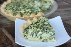 Spinach Artichoke Tart Shared on https://www.facebook.com/LowCarbZen