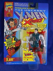 Up for sale is The Uncanny X-Men 1993 Kane Action Figure by Toy Biz. The Uncanny X-Men 1993 Kane Action Figure comes new in package and is an officially licensed product. A product of the same Weapon