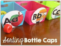 Alphabet Labels Round Style l Clever Classroom Blog