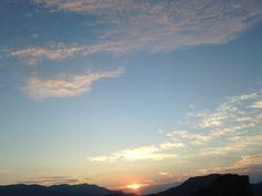 #atardecer en el Peñón #valledebravo #parapente #mexico #viajes #naturaleza #nubes