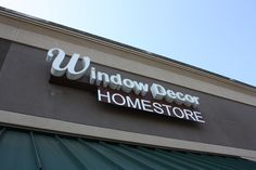 Out Front! Window Décor Home Store 205-437-9575 http://alabamawindowdecor.com