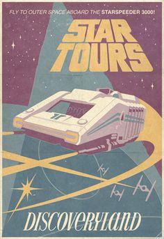 Star Tours, Disneyland Paris