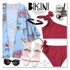 """Bikini set"" by oshint ❤ liked on Polyvore featuring Charlotte Russe"