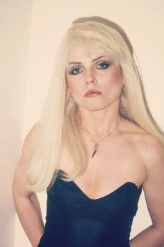 Debbie Harry - My first real taste of music that I liked for myself
