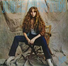 6 hair idols from the 70s - Juice Newton's long hair