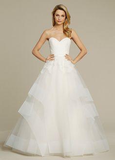 Jim Hjelm 8554 – Ellie's Bridal Boutique (Alexandria, VA)