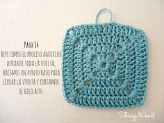 Crochet Squares, Crochet Granny, Crochet Hats, Granny Square Blanket, Pixel Art, Needlework, Free Pattern, Crochet Patterns, Scrap