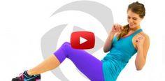 10-минутная тренировка для здорового сердца и плоского живота!