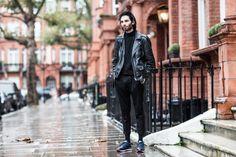 Spotted in London: Balazs Soter shot by Sandra Semburg #meyba #meybabarcelona #jogger #streetstyle