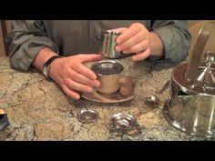 """How to use a """"phin"""" to make a perfect cup of Vietnamese coffee."""
