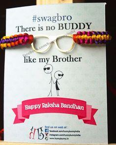 Rock On Bro 😎 Tie some quirky Rakhi this Raksha Bandhan for your super cool Bro 😎 Raksha Bandhan Cards, Raksha Bandhan Quotes, Raksha Bandhan Gifts, Happy Raksha Bandhan Wishes, Raksha Bandhan Greetings, Diy Rakhi Cards, Rakhi Images, Rakhi Wishes, Rakhi Greetings