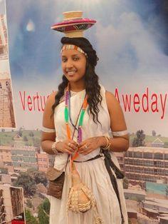 Oromo woman: culture and beauty  Lemuna