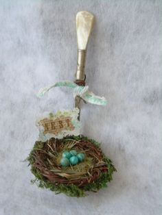 altered spoon art | altered spoon | Projects to create