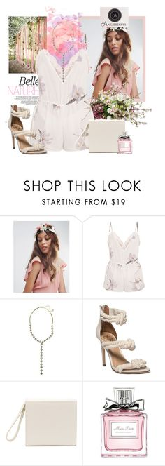 """""""Angieberrys"""" by sierraday ❤ liked on Polyvore featuring ASOS, Aesther Ekme and Christian Dior"""