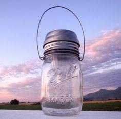High Quality Mason Jar Solar Light LID - Lamps, Canning Fruit Jar Lights, DIY Party, Garden Party, Outdoor Wedding, Camping